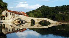 Rijeka Crnojevica, Lake Skadar, Montenegro? Yes please - right now.
