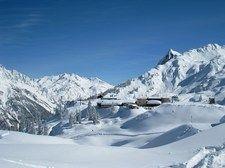 Skigebiet Sonnenkopf, Skiregion Arlberg
