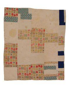 Susanna Allen Hunter improvisational quilt