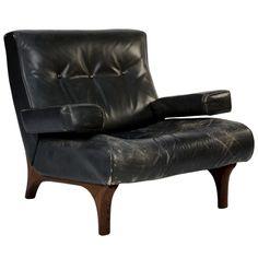 Model P73 armchair by Eugenio Gerli for Tecno ca1966