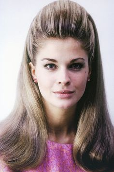 18 year-old Candice Bergen, photographed by Milton Greene, 1966.