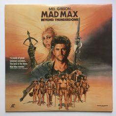 Mad Max Beyond Thunderdome Laserdisc
