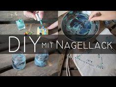 7 Dinge, die man mit Nagellack machen kann TEIL 2 - kekulo - YouTube