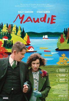 Ethan Hawke and Sally Hawkins in Maudie (2016)