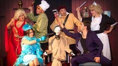 San Diego, Jun 10: Mystery Cafe Dinner Theatre