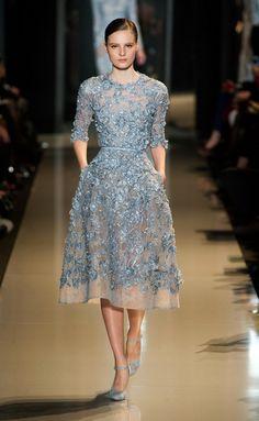 Elie Saab - Alta Costura / Haute Couture Primavera Verano 2013 Spring/Summer