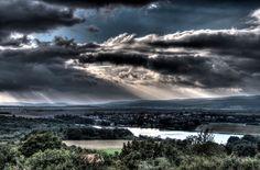 Clouds over Batovce - Slovakia