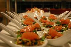 Salmon Ceviche Cocktail Food by Gastronomy at UNSW
