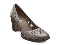 ECCO Pretoria Laser Cut Pump | Womens Dress Shoes | ECCO USA