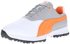 PUMA Men s Golf Ace Golf Shoe  Full-grain leather quality and performance  with amazing comfort and timeless design. 8afeaceb5