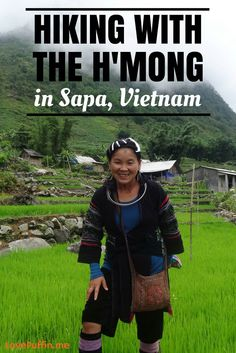 Trekking with the H'mong in Sapa, Vietnam