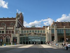 Asbury Park, NJ boardwalk - Paramount Theatre and Convention Hall
