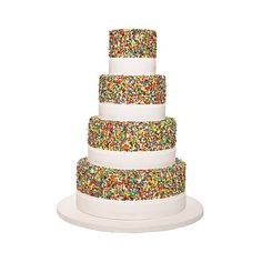 For the girl who love sprinkles on everything.