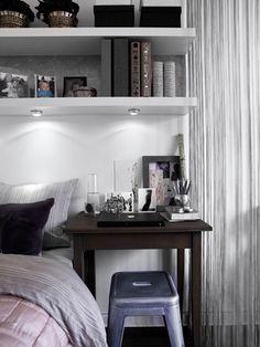 Seja qual for o ambiente: Uma sala pequena, um banheiro pequeno, uma cozinha pequena ou tudo pequeno mesmo, você não pode esquecer de...