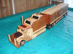 truck - by sparkle @ LumberJocks.com ~ woodworking community
