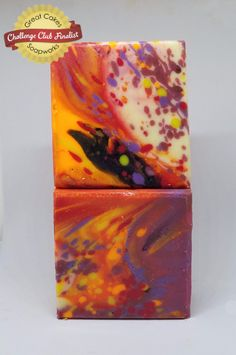 Other Bath & Body Supplies Inventive Calypso Sunset Vegan Palm Free Handcrafted Artisan Shea Butter Soap Bath & Body