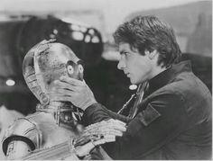 Han Solo, C3PO