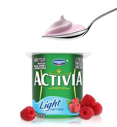 Enjoy your favorite Activia flavors with 60 calories per 4 oz. Made with billions of live and active probiotics fat, and no sugar added, Activia Light is a ...