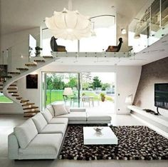 all idea inspiration design interior and exterior home modern decor Home Interior Design, Interior Architecture, Interior And Exterior, Room Interior, Amazing Architecture, Luxury Interior, Luxury Decor, Interior Rugs, Interior Designing