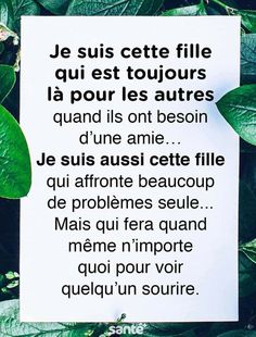 the most beautiful proverbs to share: I need to face my m. Best Quotes, Love Quotes, Funny Quotes, French Quotes, Bad Mood, Some Words, Positive Attitude, Meaningful Quotes, Decir No