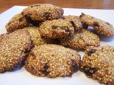 Stevia Quinoa koekjes