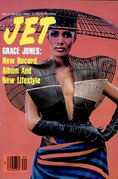 V Magazine, Ebony Magazine Cover, Black Magazine, Magazine Covers, People Magazine, Grace Jones, Vanity Fair, Marie Claire, Afro