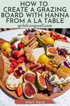 Click to learn how to make a grazing board on Girls Living Well! Best grazing board ideas diy. Cheese board ideas simple. Best charcuterie board for two dinners. The ultimate sweet and savoury grazing platter ideas. Delicious cheese board ideas display wine parties. Easy to make grazing platter ideas savoury. Charcuterie board how to make a. Grazing platter for 20 people. Charcuterie board ideas how to build. Yummy cheese board ideas appetizers. #cheese #cheeseboard #grazingboard Dessert Recipes For Kids, Quick Dinner Recipes, Easter Recipes, Vegetarian Recipes, Healthy Recipes, Healthy Food, Healthy Eating, Charcuterie Board, Charcuterie Ideas