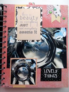 I´M STRONG journal - page 2