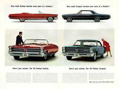 1965 Pontiac Ad