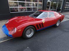 1963 Ferrari 250 GTE 2+2 - 250 GT Drogo Speciale | Classic Driver Market