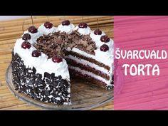 Želite prirediti slatko iznenađenje, onda svakako isprobajte ovaj recept. Ova Švarcvald torta je jako ukusna, mekana, biskvit se topi u ustima.