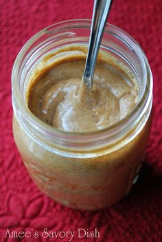 almonds, healthi eat, healthi food, paleoprim sauc, ame savori, recip, homemad almond, homemade almond butter, savori dish
