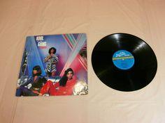 Kool & The Gang Celebrate! LP Music Vinyl Record Album DSR 9518  #Funk