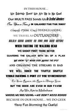 This is sooo going in my office! | We Do Geek - Outlander, Star Wars, Walking Dead, Ash vs Evil Dead, Harry Potter, Game of Thrones, LOTR, Pirates of the Caribbean DOWNLOAD