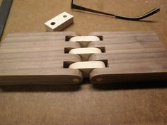 Double Action Hinges - Could use this for a TV cabinet or.