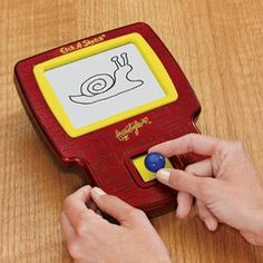 Etch A Sketch Freestyle, Toys and Games | Solutions