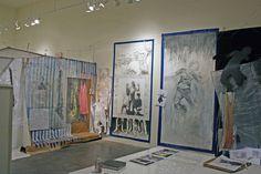 Barbara Mehlman, California, Artist in Residence, October - December 2013, Joan Mitchell Fellow