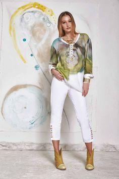 DANIELA DALLAVALLE - Lookbook Collection