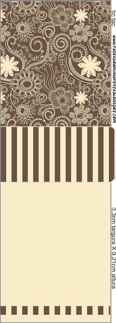 Brown and Beige Rustic - Complete Kit with frames for invitations, labels for snacks, souvenirs and pictures! - Making Our Party. http://graphicriver.net/item/bus-in-a-box-red-double-decker-london-bus/2515500