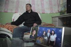 Leading Chinese rights lawyer Gao Zhisheng