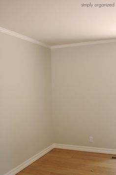 Home interior paint color palate