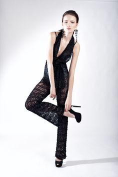 New collection Spring/Summer 2014 Summer 2014, Spring Summer, Line Shopping, Long Jumpsuits, Hand Knitting, Bridal, Detail, Elegant, Formal Dresses