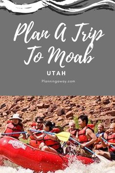 Are you thinking about planning a trip to Moab? Awesome! We just went and had so much fun! There is so much to do and explore! I am going to give you a good idea of all the fun things there are to do in Moab. Let's explore all of your options! Adventure Center, Off Road Adventure, Plan A, How To Plan, Dinosaur Tracks, Utah Vacation, Rv Sites, Canyonlands National Park, Moab Utah