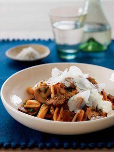 Cavatelli With Mushroom Ragù - RBK 0408