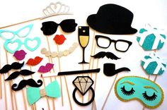 Breakfast at Tiffany's Inspired Photo Booth Prop by TheManicMoose, $58.00
