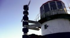 The beautiful lighthouse @ Cape Point, South Africa