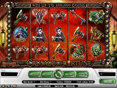 Bereiten Sie sich auf, zu beginnen eine mittelalterliche Fantasie Suche. Crusade of Fortune™ kostenlos spielen ohne anmeldung | automatenspielex.com