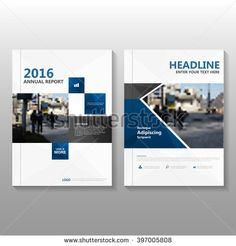 Blue black elegance Vector annual report Leaflet Brochure Flyer template design, book cover layout design, Abstract blue green presentation book cover templates