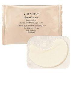 Shiseido Retinol Eye Mask