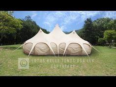 Lotus Belle Tents - YouTube